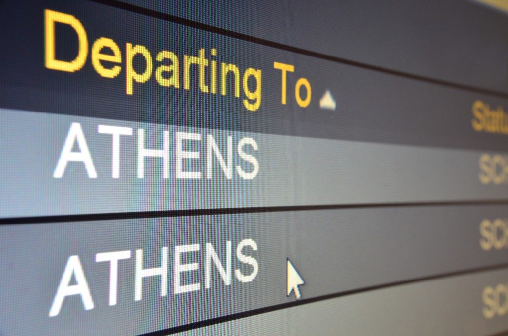 airport transfer athens