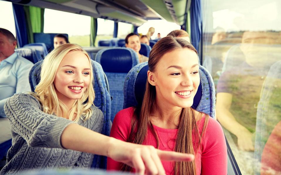 Μεταφορές μαθητών